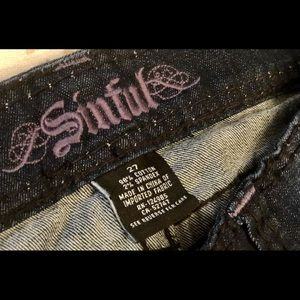 Sinful Jeans - Sinful Jeans - Worn Once